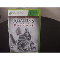Assassins Reveletion Para Xbox 360
