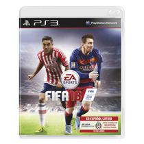 Fifa 16 Ps3 Nuevo Entrega Inmediata Citygame