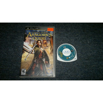 Lord Of The Ring Aragorns Quest Sin Instructiv Para Sony Psp