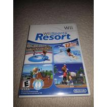 Wii Sports Resort Wii Buenas Condiciones Ge1