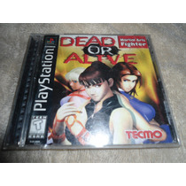 Dead Or Alive Para Playstation Ps1 Psx Psone
