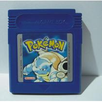Pokemon Blue Azul En Español Original Gameboy Gameboy Color