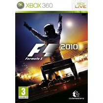 Formula 1 Xbox 360 + Envio Gratis
