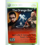 The Orange Box Para Xbox 360 Portal Half Life Team Fortress