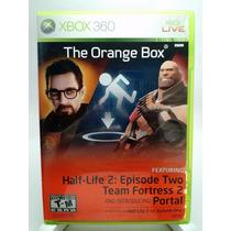 The Orange Box Para Xbox 360 Portal Half Life Team Fortress