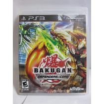 Bakugan Defenders Of The Core Ps3 Buenas Condiciones Ge1