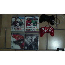Juegos, Controles,ps3, Ps3, Fifa,call Of Duty,