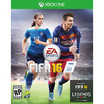 °° Fifa 16 Para Xbox One °° En Bnkshop