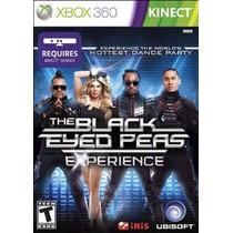Kinect The Black Eyed Peas Experience Nuevo Sellado Xbox 360