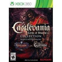 Castlevania Lords Of Shadow Collection Nuevo Xbox 360