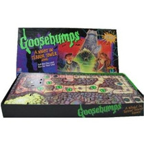 Goosebumps A Night In Terror Torre Juego