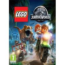 Lego Jurassic World Cd-key Steam Digital Pc