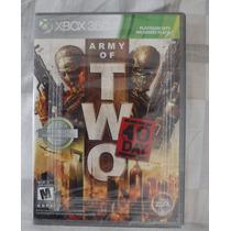 Nuevo Y Sellado Army Of Two The 40th Day Xbox 360