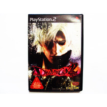 Devil May Cry 2 Japones Ps2 (2 Discos) - Playstation 2