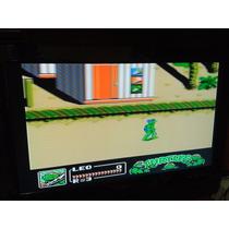 Turtles 3-tortugas Ninja Para Famicom O Family