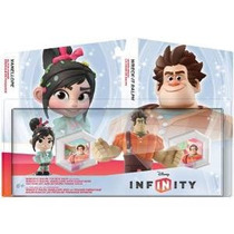 Disney Infinity Wreck-it-ralph Toy Box Paquete