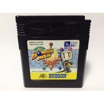 Pocket Bomberman Nintendo Gameboy Color Gbc
