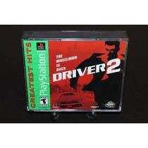 Driver 2 Playstation 1 Y Ps 2. Completo. Excelente Condicion