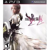 Final Fantasy Xiii-2 13-2 Ps3 Nuevo Vgr