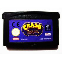 Crash Bandicoot Fusion En Español Nintendo Gba & Nds Europeo