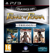 Prince Of Persia Hd Trilogy + Splinter Cell Hd Trilogy Ps3