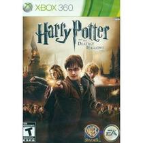 Harry Potter Deathly Hallows Part 2 Xbox Usado Blakhelmet E