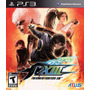 The King Of Fighters Xiii Kof 13 Ps3