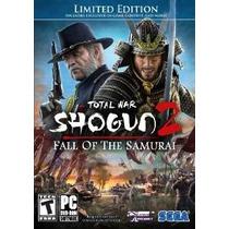 Shogun 2: Caída De Los Samurái, Limited Edition - Pc