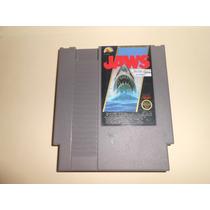 Nintendo Nes Jaws Super Mario Cartucho