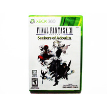 Final Fantasy Xi Seekers Of Adoulin Nuevo - Xbox 360