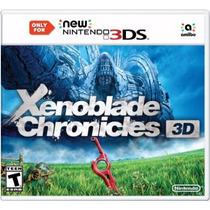 Xenoblade Chronicles 3d, Exclusivo New Nintendo 3ds Xl