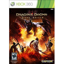 Dragons Dogma Dark Arisen Xbox 360 Nuevo Blakhelmet Sp