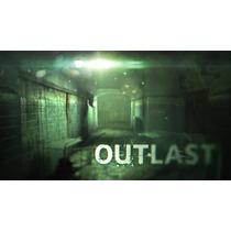 Outlast +outlast Whistleblower Dlc + Slender The Arrival Key