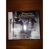 Nintendo Ds, Piratas Del Caribe