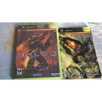 Halo 2 Para Xbox Textos Español Completo