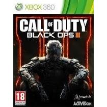 Cod Black Ops 3 Y Black Ops 1 Juegos Xbox 360 Oferta $89