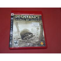 * Longaniza Games * Ps3 Resistance Fall Of Men ( Español )