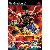 Tekken 5 Ps2 Japones
