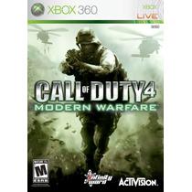 Call Of Duty Moder Warfare 4 Envio Gratis