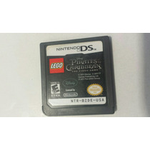 Lego Pirates Of The Caribbean Para Nintendo Ds