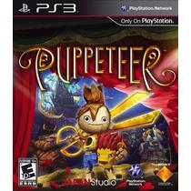 Puppeteer Para Sony Playstation 3 Ps3 Nuevo Sellado Veracruz