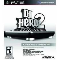 Dj Hero 2 Ps3 Nuevo Citygame