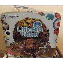 Lonchera Little Big Planet Nueva Sellada Lunch Box Metal