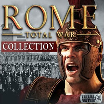 Rome: Total War Collection Cd-key Steam Digital Oferta!! Pc