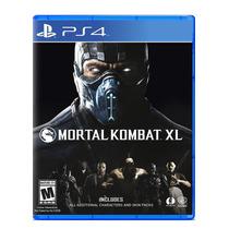 °° Mortal Kombat Xl Para Ps4 °° En Bnkshop