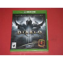 * Longaniza Games * Xbox One Diablo 3 Reaper