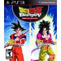 Dragon Ball Z Budokai Hd Collection Ps3 Blakhelmet Sp