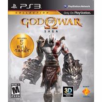 God Of War Saga Collection Ps3 Nuevo Vgr
