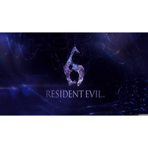 Resident Evil 6 Cd-key Steam Digital Oferta!! Pc