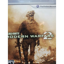Call Of Duty Moder Warfare 2 Ps3